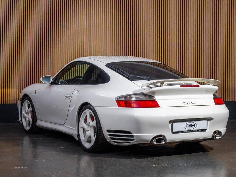 Porsche 911 3.6 COUPE TURBO afbeelding 5