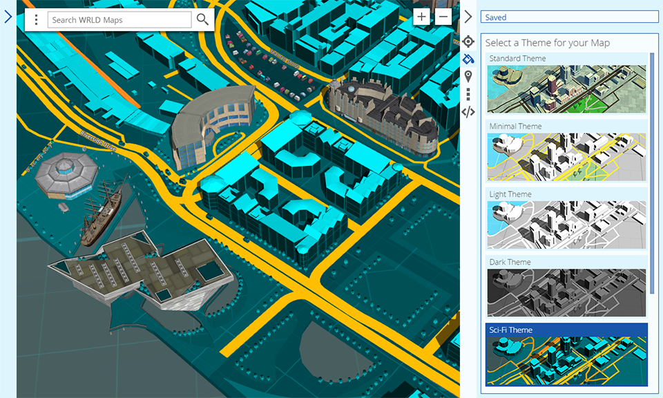 pinpoint maps online free