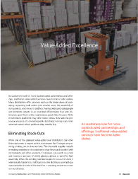 Increasing Market Share and Profitability in the Distribution Sector Right