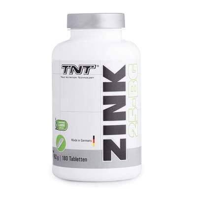 Zink-Tabletten hochdosiert von TNT