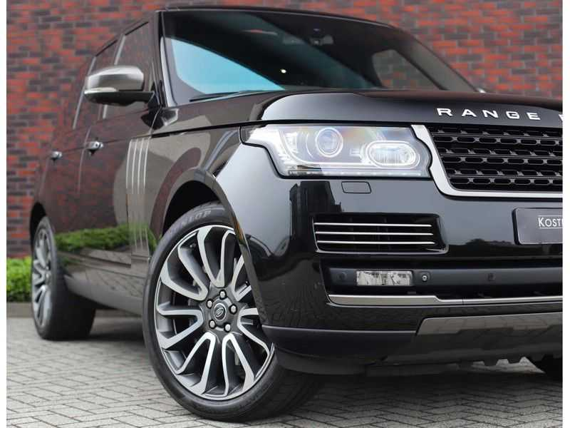 Land Rover Range Rover 5.0 V8 Autobiography *Pano*Camera*Full option!* afbeelding 15