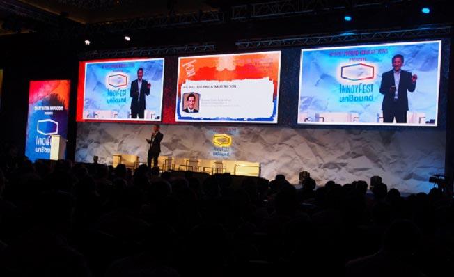 Smart Nation Innovations / Innovfest UnBound 2016