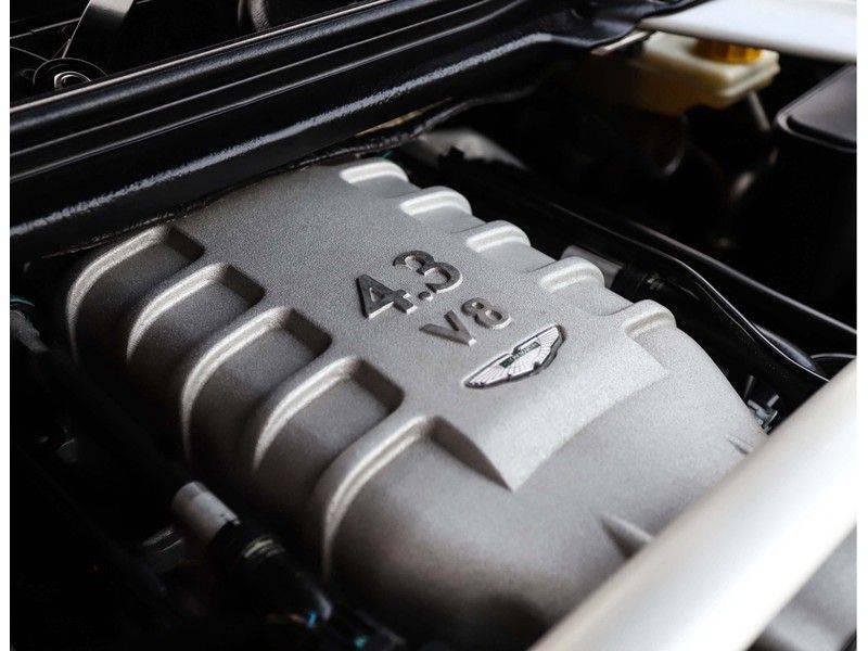 Aston Martin V8 Vantage 4.3 V8 *Handgeschakeld*Cruise Control*Youngtimer!* afbeelding 11