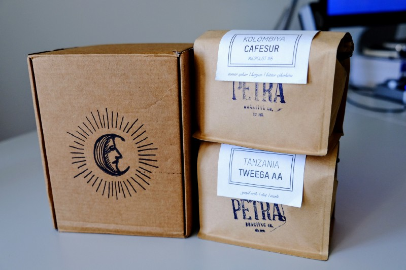 One of my favourite roasters in Turkey, Petra from Istanbul