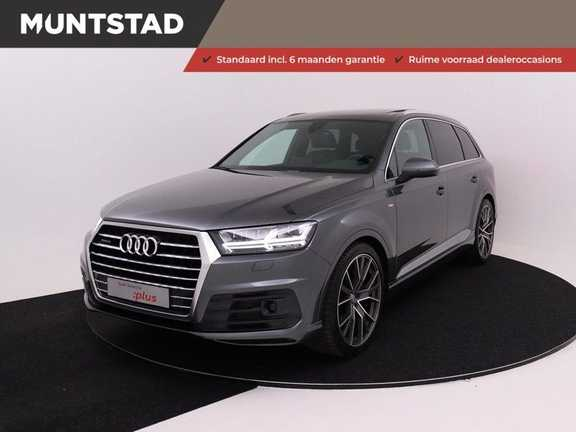 Audi Q7 3.0 TDI quattro Pro Line + 7p   S-Line   Trekhaak   Keyless-Entry   Pano.Dak   LED  