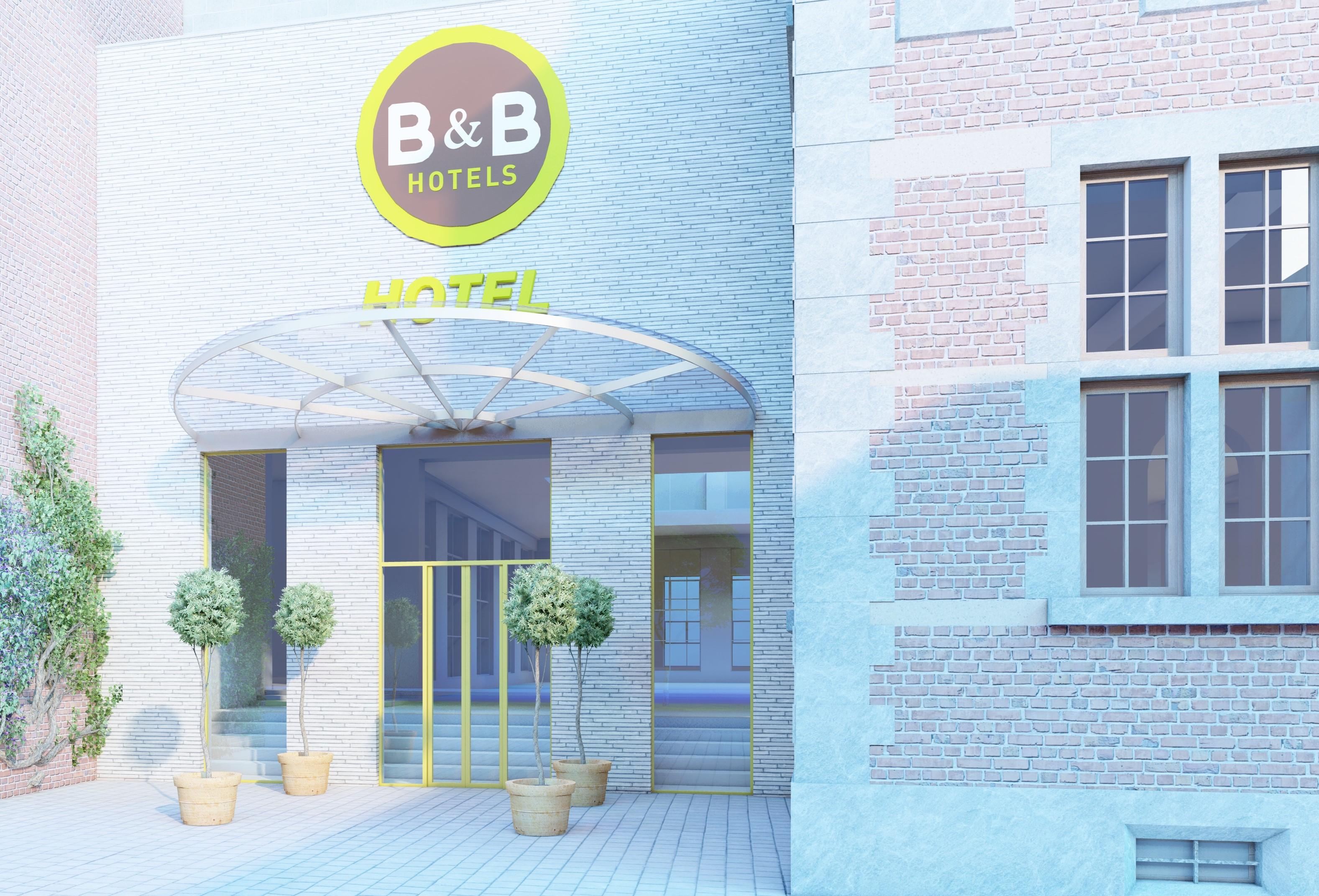 inkom b&b hotel