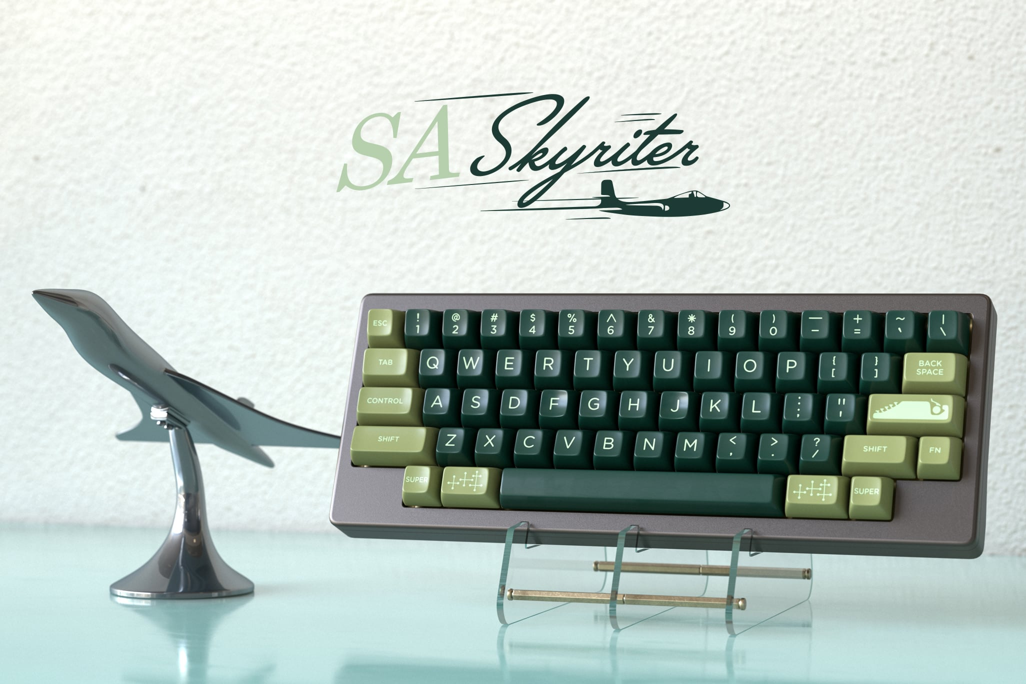 SA Skyriter on TX-60
