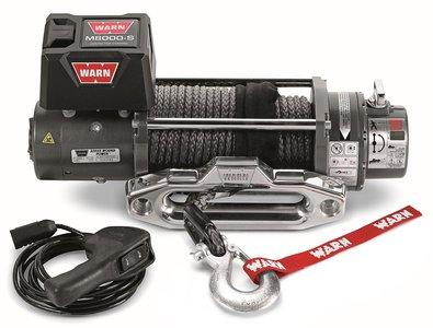 Warn M8000-S Winch 87800 8000 lb winch