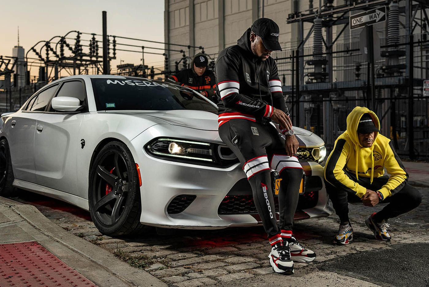 Dodge Apparel Collection