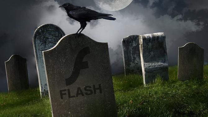 It's Time To Move Your Training To HTML5, Because Flash Is Super Dead