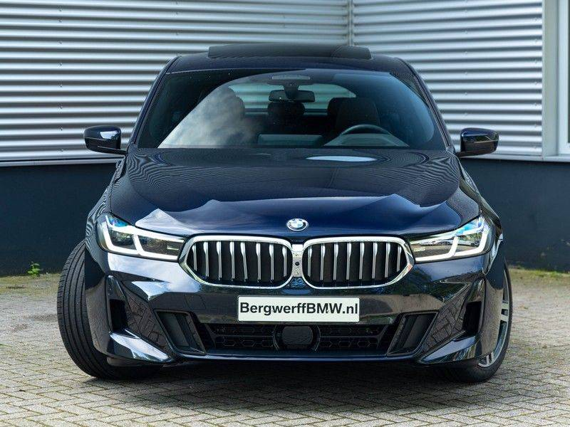 BMW 6 Serie Gran Turismo 630i High Executive - Luchtvering - Facelift - Driving Ass Prof afbeelding 5
