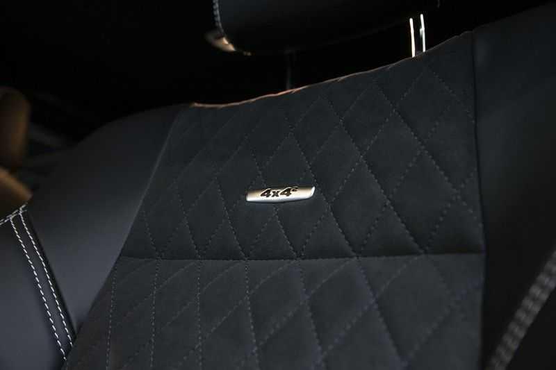 Mercedes-Benz G-Klasse 500 4x4² Designo, Carbon The Beast! afbeelding 6