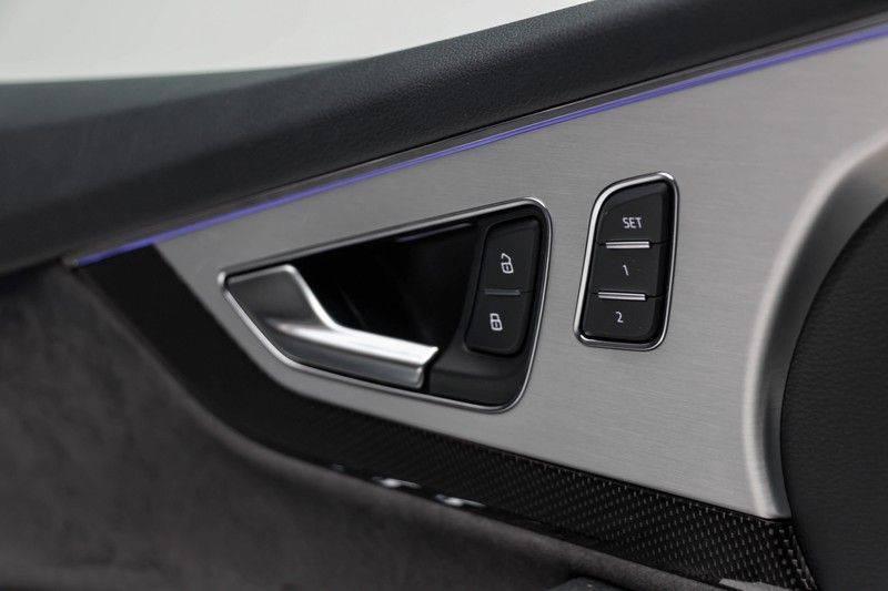 "Audi SQ7 4.0 TDI V8 Quattro 435pk 7 Pers. Panoramadak BlackOptic B&O NightVision Luchtvering ACC ValconaLeder+Memory Matrix Head-Up Navi-High Keyless Trekhaak 22"" Camera Pdc afbeelding 15"