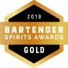 2019 Bartender Spirits Awards Gold award