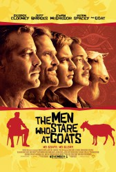 cover The Men Who Stare at Goats