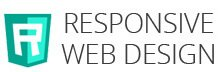 responsive web design - logo