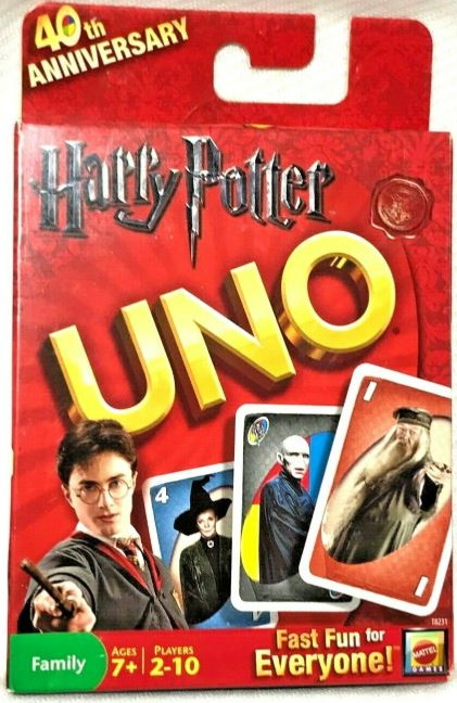Harry Potter Uno (2010)