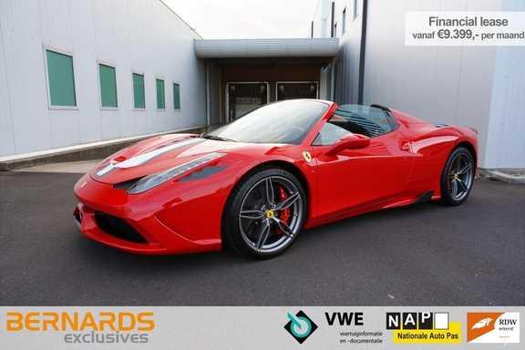 Ferrari 458 Speciale A *1 of 499 *Orig NL *Full carbon