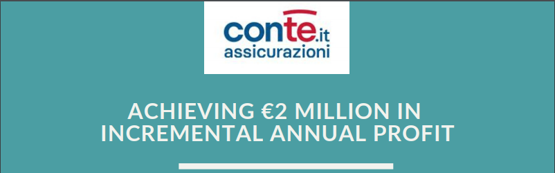 Admiral Group's Conte.it Achieves €2M in Incremental Annual Profit