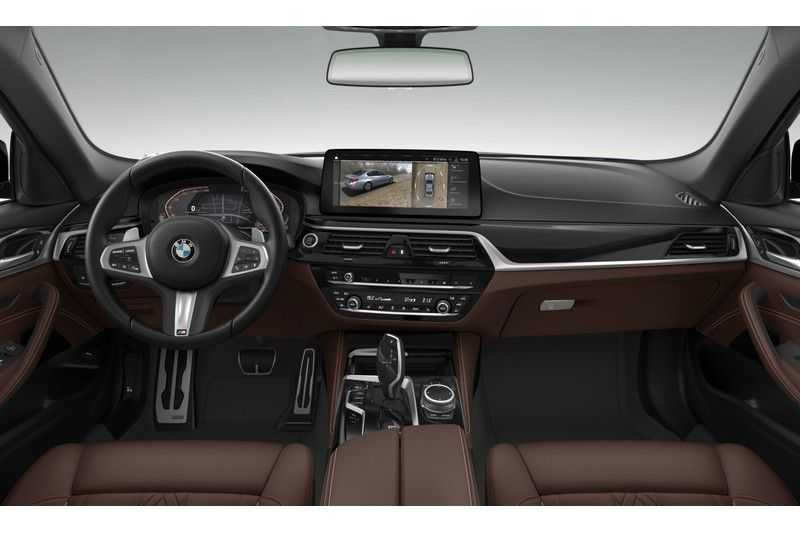 BMW 5 Serie 530i Launch Edition afbeelding 5