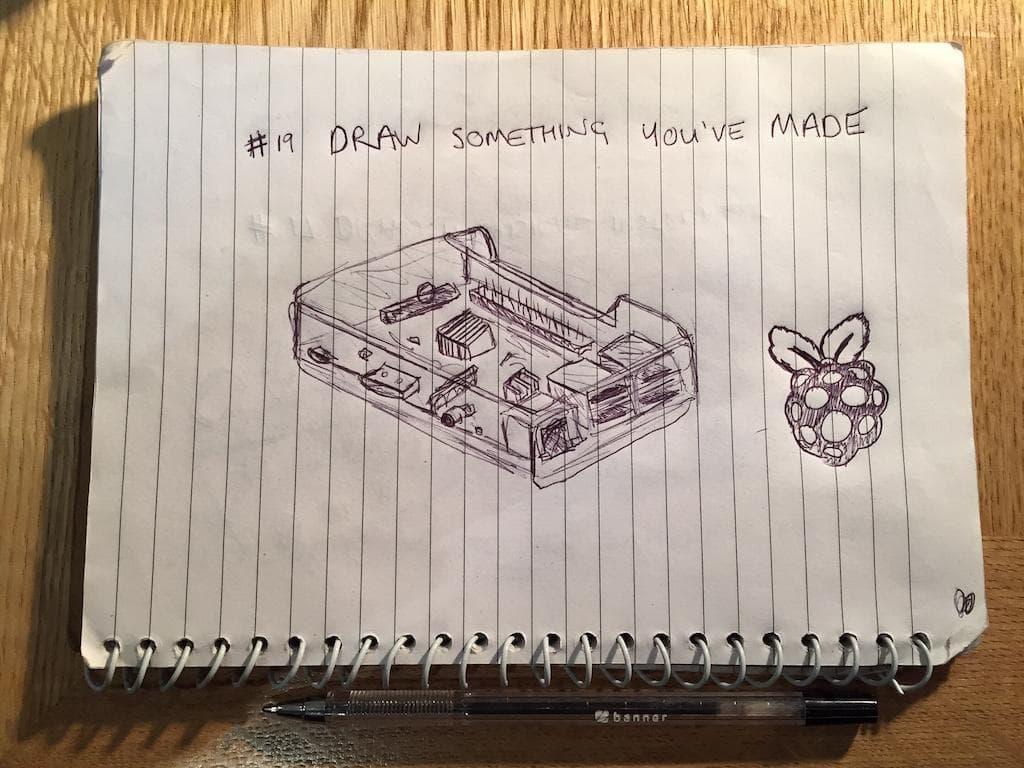 EDM #19 Draw something you've made