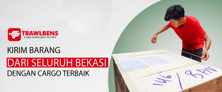 Jasa Cargo Terbaik Bekasi, TrawlBens Siap Melayani Anda!
