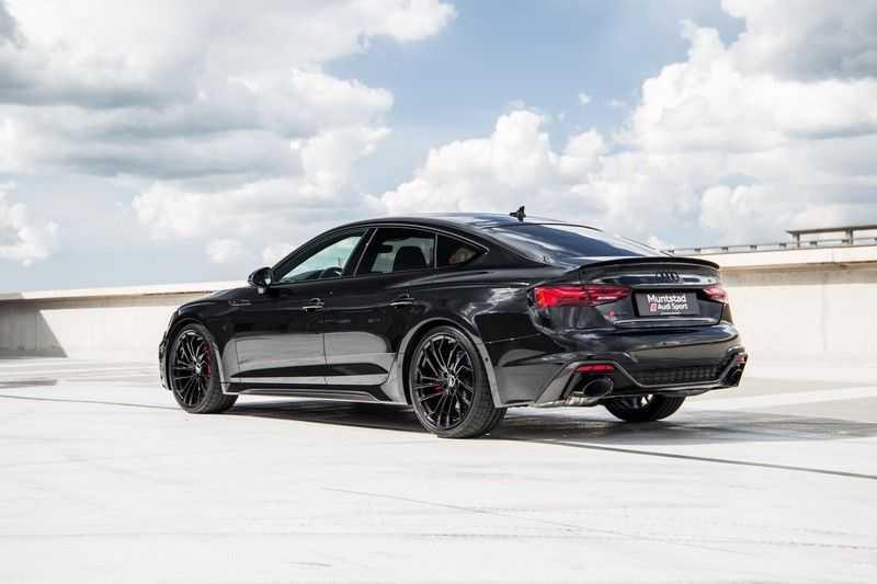 Audi A5 Sportback 2.9 TFSI RS 5 quattro | 450PK | Sportdifferentieel | Optiekpakket carbon | B&O | Keramische Remmen | Head-Up |RS Dynamic pakket | afbeelding 4