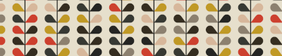 Example of the Orla Kiely art