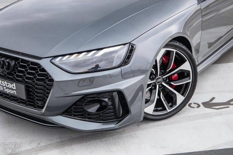 Audi RS4 Avant 2.9 TFSI 450 pk RS 4 quattro   Panoramadak   Assistentiepakket Tour/City   Matrix LED   Bang & Olufsen 3D Sound afbeelding 25
