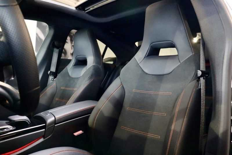 Mercedes-Benz CLA-Klasse 200 AMG Orange Edition PANO|Burmester|360cam|Sfeer afbeelding 3