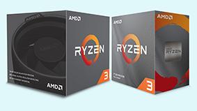 AMD Ryzen 3 3300X & Ryzen 3 3100 entitles as the best processor for Overclocking