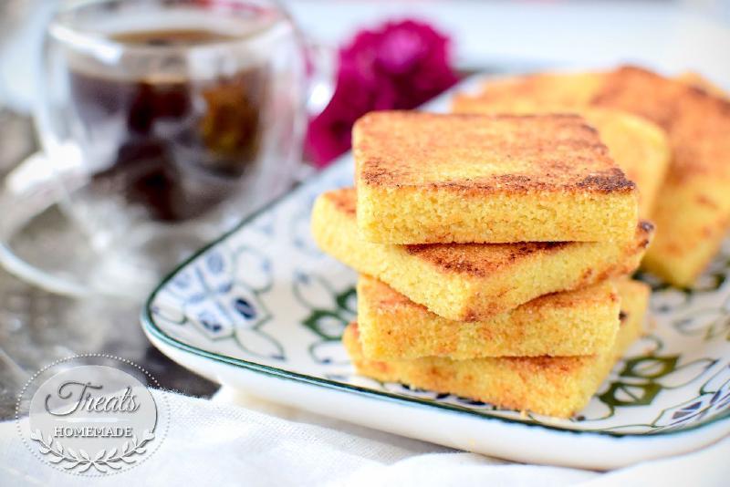 Semolina Sweet Biscuits