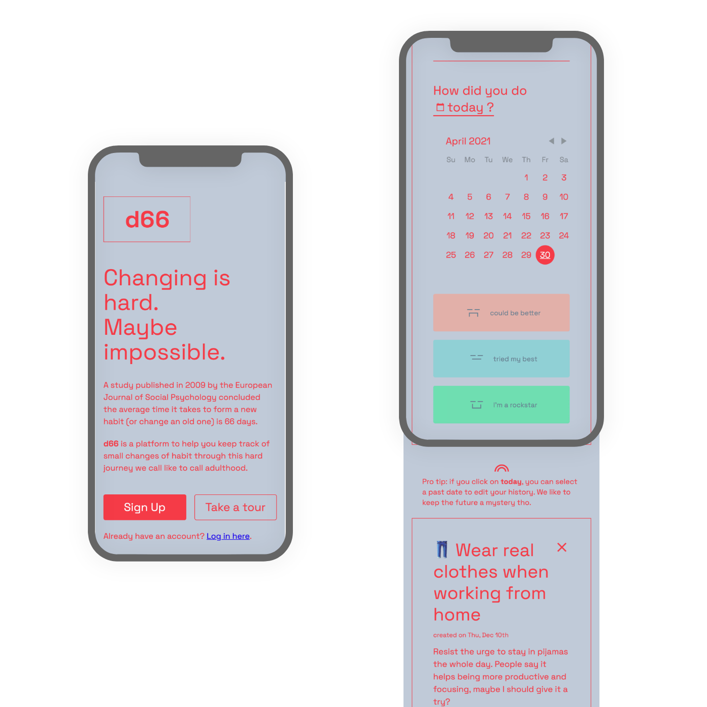 d66 mobile view