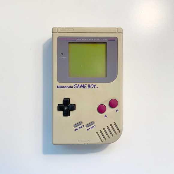 Game Boy Restoration, Part 1