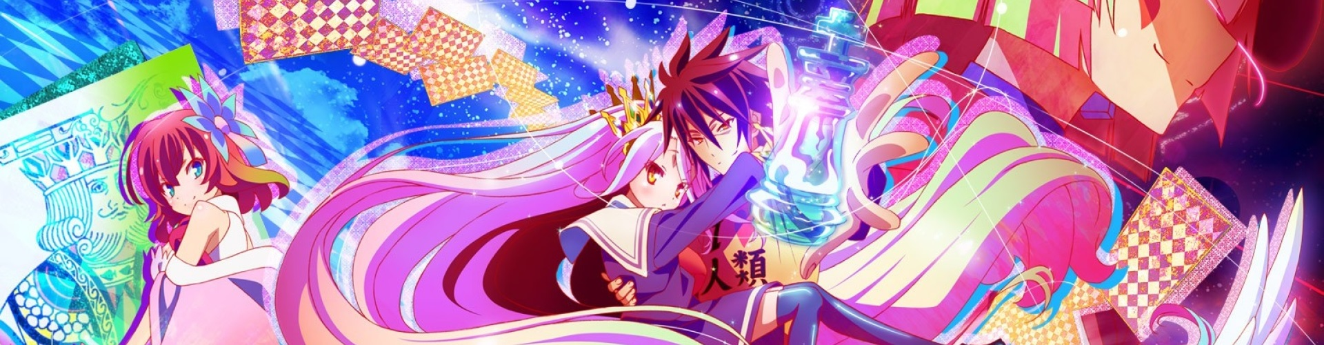 no game no life en latino