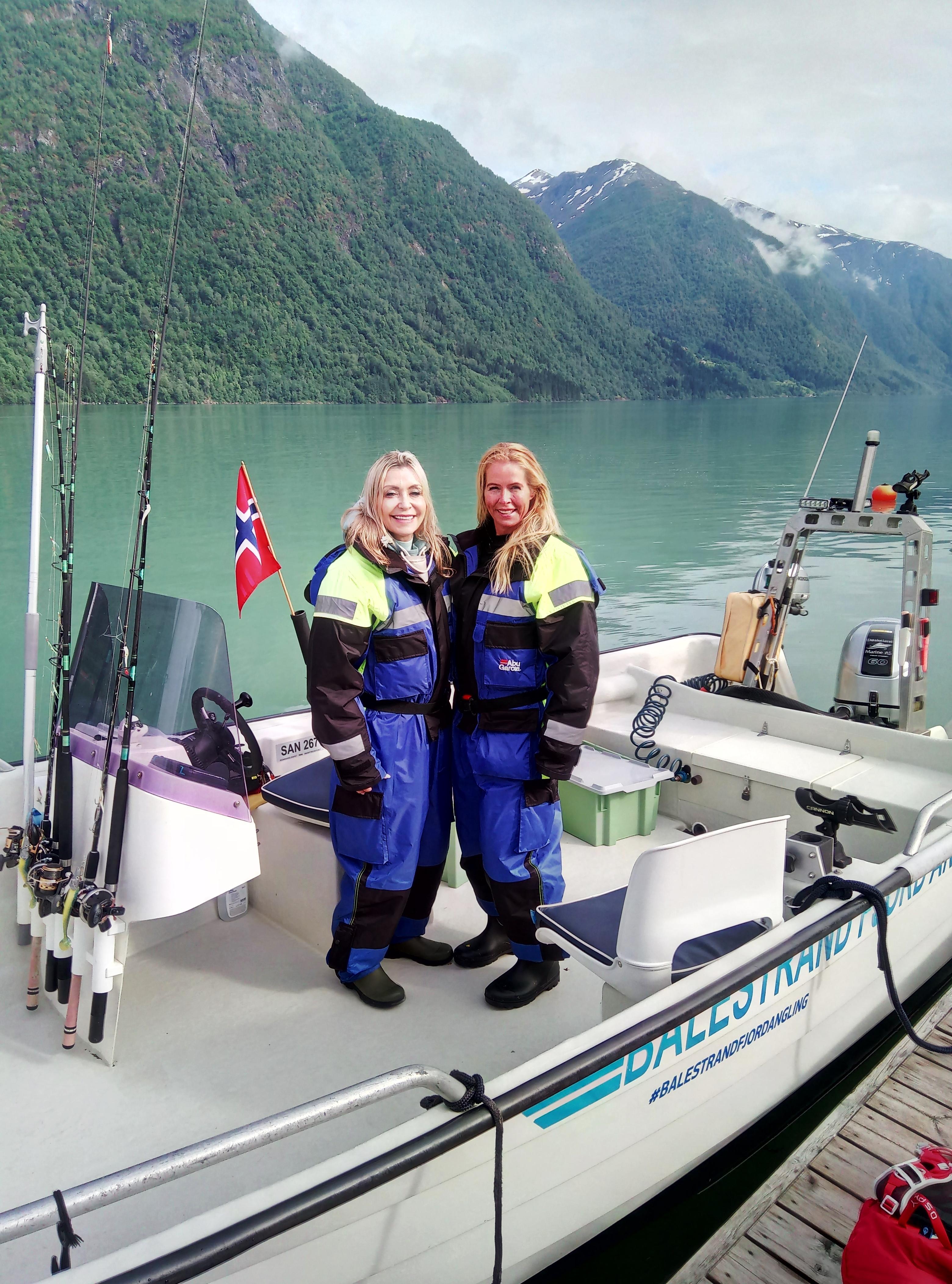 Fjærland Fisking & Fiskegarn ?- Unik fjordopplevelse som bygger samhold og gir inspirasjon!