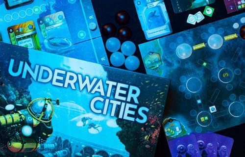 Underwater Cities – A tengerfenék terraformálása