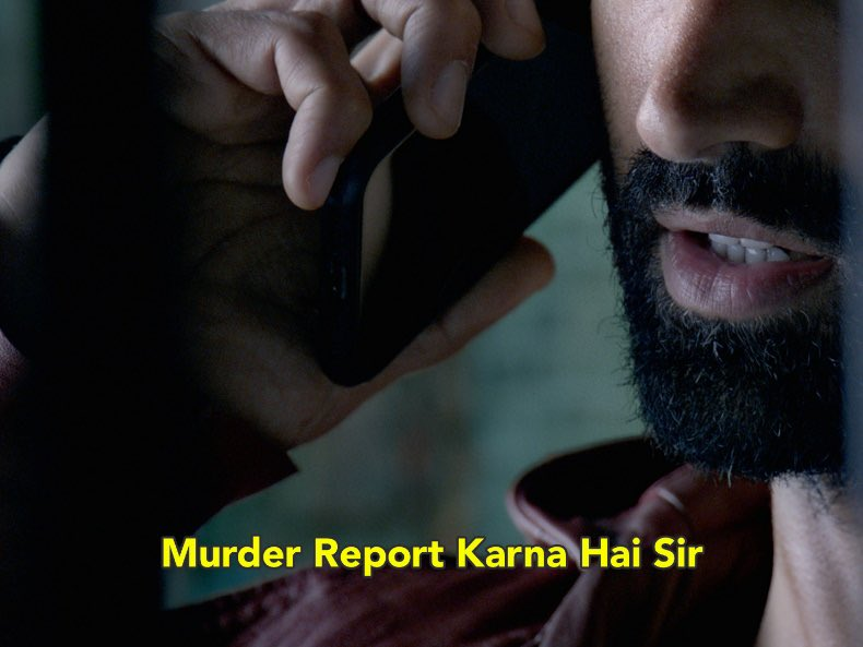 Aditya Roy Kapur in Malang Trailer Murder Report Karna Hai Sir