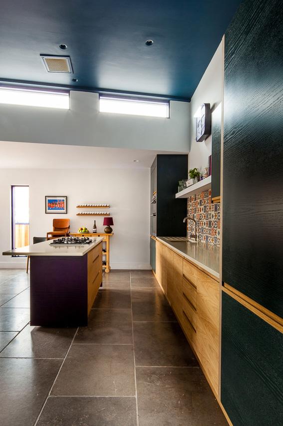 Mount Pleasant Kitchen Exeter, Devon