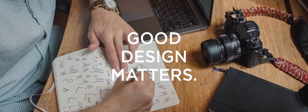 Design should start from the top of the company