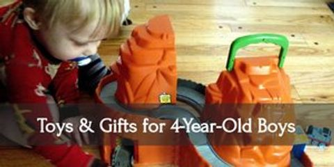 Level up your four-year-old boy's excitement with this amazing toys!