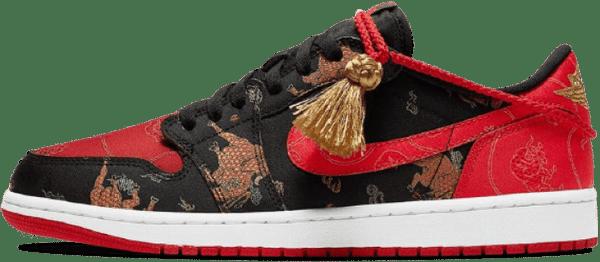 Nike Air Jordan 1 Low OG CNY