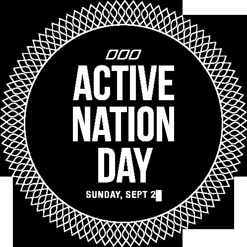 Active Nation Day. September 24, 2017