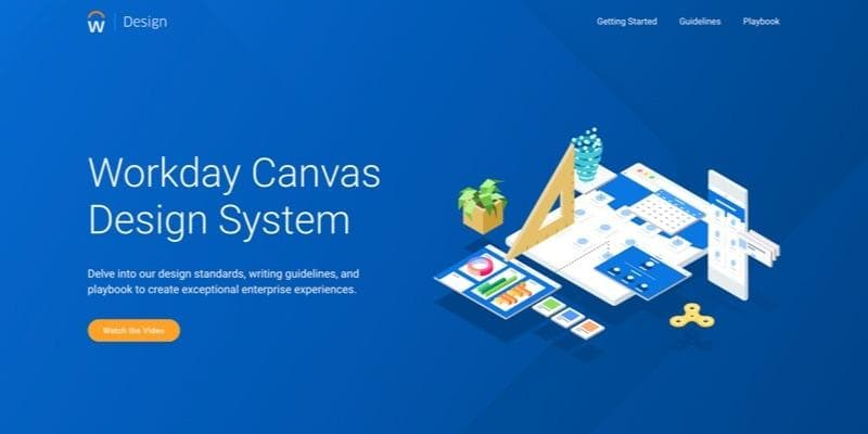 Workday Canvas