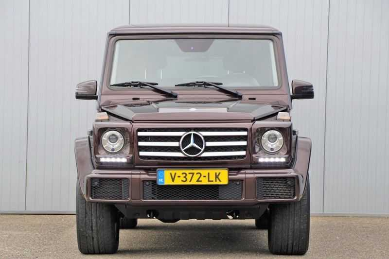 Mercedes-Benz G-Klasse 350 D / Grijs kenteken / Ex. BTW / NL-Auto / 68dkm NAP / Camera / Trekhaak / Climate / Cruise afbeelding 23