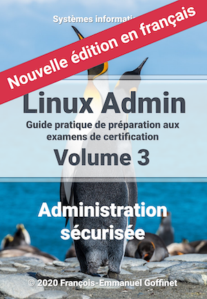 PDF Guide Linux Administration Volume 3 (ebook)