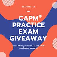 CAPM Certification Practice Exam Giveaway (FREE)