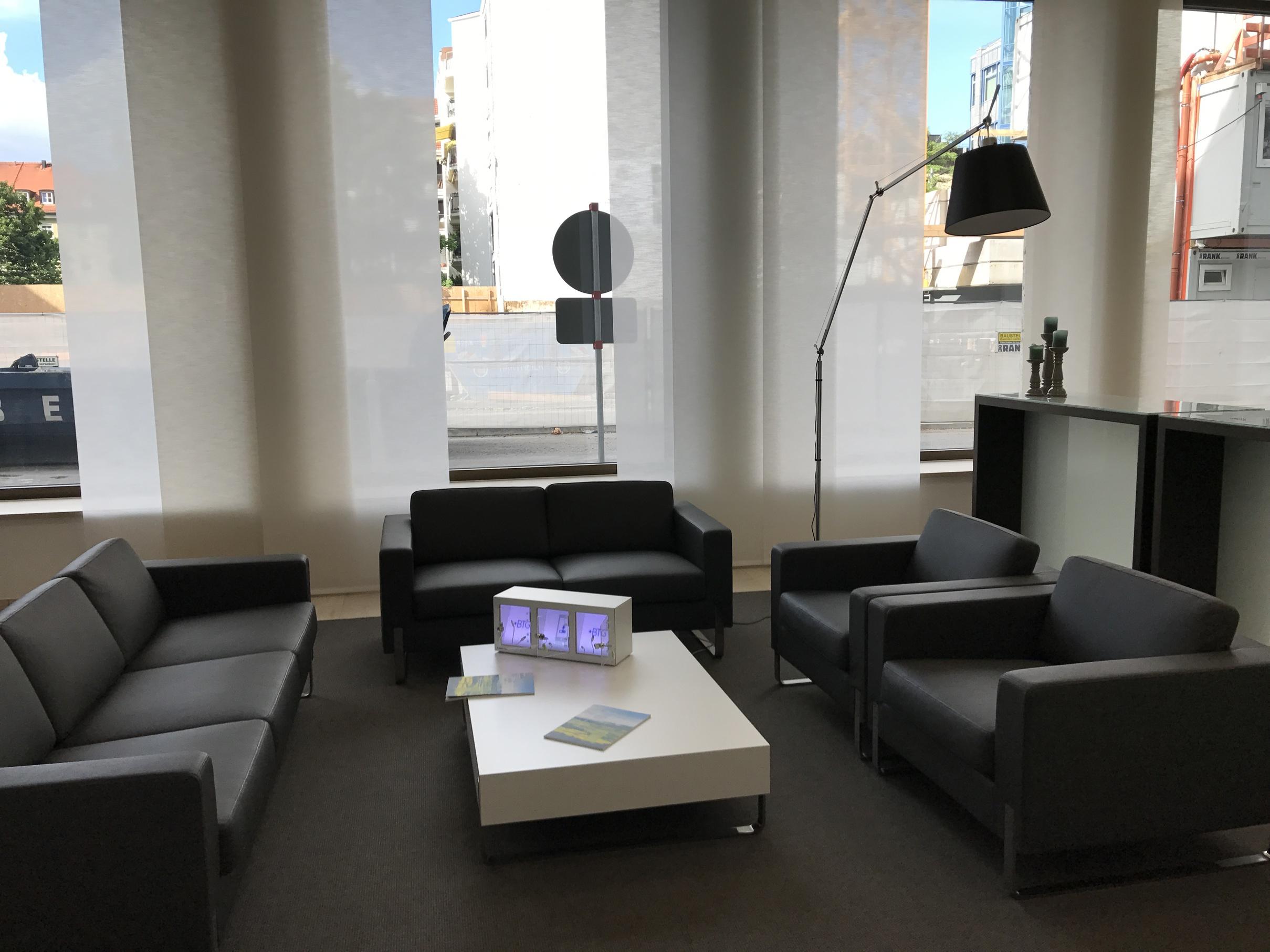 Prinz Ludwig Palais Munich Lounge