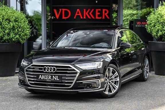 Audi A8 60 TFSI E HYBRID MASSAGE+4WSTURING+360CAMERA
