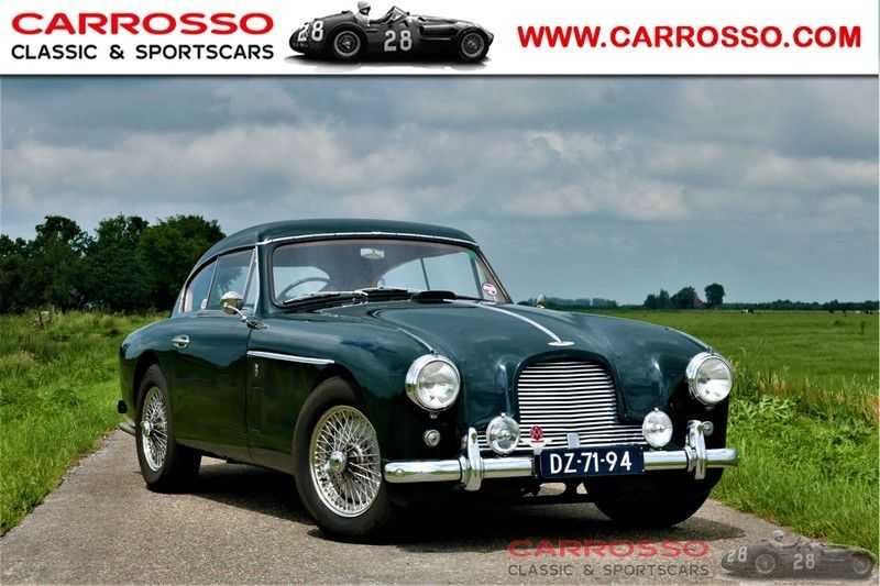 Aston Martin DB 2/4 MARK II 2.9 FIVA ID, Mille Miglia certificate afbeelding 1